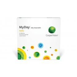 MyDay 1-Day Toric 90 Pack